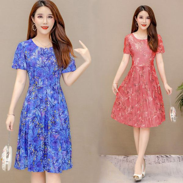 V Neck Long Sleeve Maxi Party Dress Floral Fashion Women Womens Cocktail